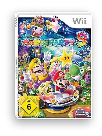 Mario Party 9 Nintendo Wii Amazonde Games