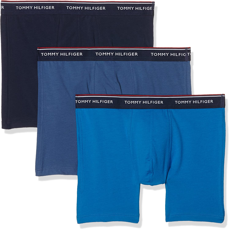 Tommy Hilfiger, Boxer brief 3 pack premium ess - Calzoncillo para ...