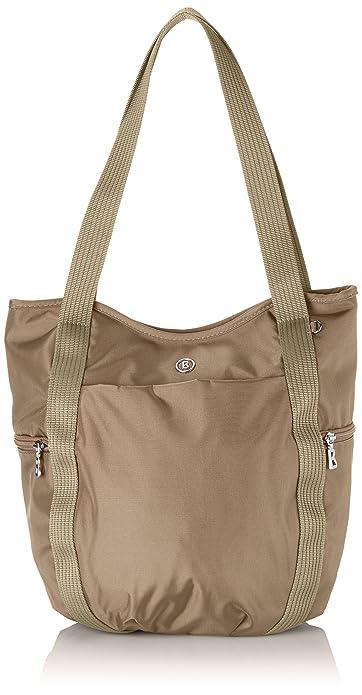 verschiedene Farben Online-Shop präsentieren Bogner Basket 0043451 Damen Schultertaschen 37x27x21 cm (B x H x T)