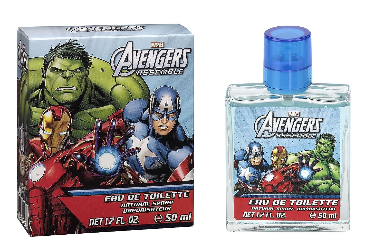 DISNEY-MARVEL Avengers Eau de Toilette 50 ml Air-Val International 5531