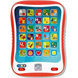 Learning Tablet for Kids, Toddler Educational ABC Toy, Learn Alphabet Sounds, Shapes, Music and Words - Early Development Ele