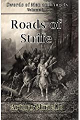 Roads Of Strife (Epic Adventure) (Swords of Men and Angels Book 2) Kindle Edition