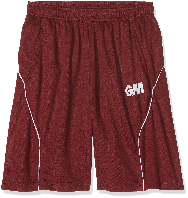 GM Cricket Boys' Training Wear Shorts