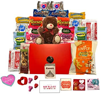Amazon gluten free valentines day care package 30 count gluten free valentines day care package 30 count negle Gallery