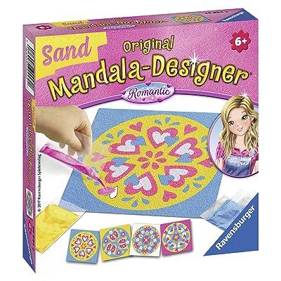 Ravensburger - Mandala Sand Mini, Romantic (29994): Juguetes y juegos