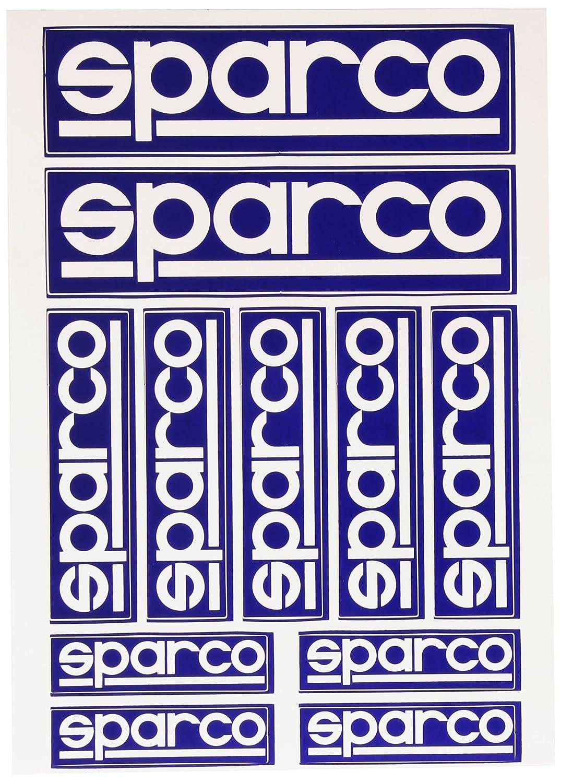 Sparco set of stickers amazon co uk car motorbike