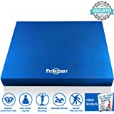 Balance Pad, Balance Trainer for Stability - Balance Board for Rehab, Use as Foam Mat, Foam Pad for Physical Therapy, Kneeling Pad with Foam Padding, Wobble Cushion Dimension: 20x16x2.5 inch