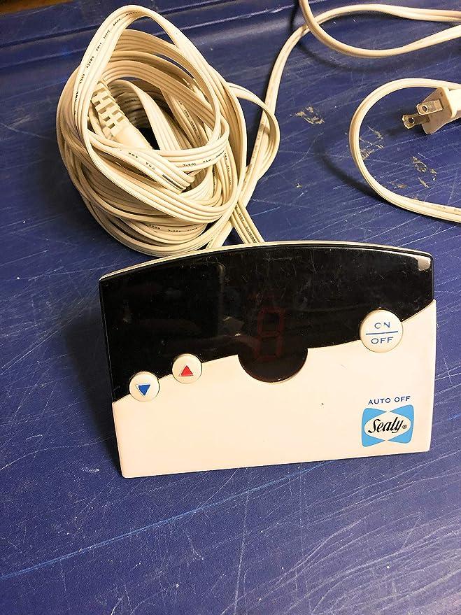 Biddeford TC12B0-D Electric Heating Blanket 4 Prong Controller