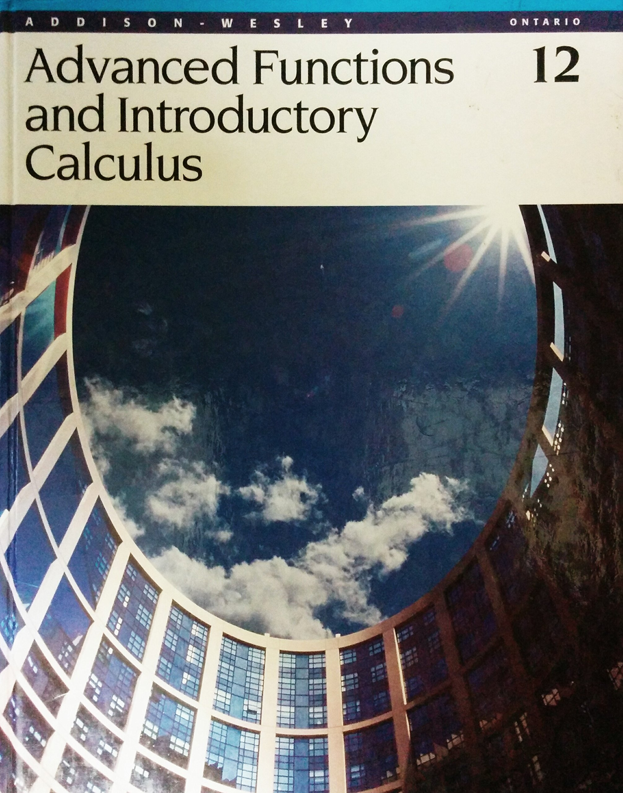 Advanced Functions 12 ebook