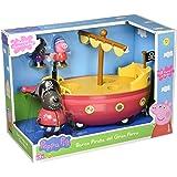 Peppa Pig 06151 Grandad Dog's Pirate Boat