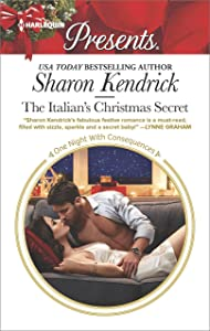 The Italian's Christmas Secret (One Night With Consequences)
