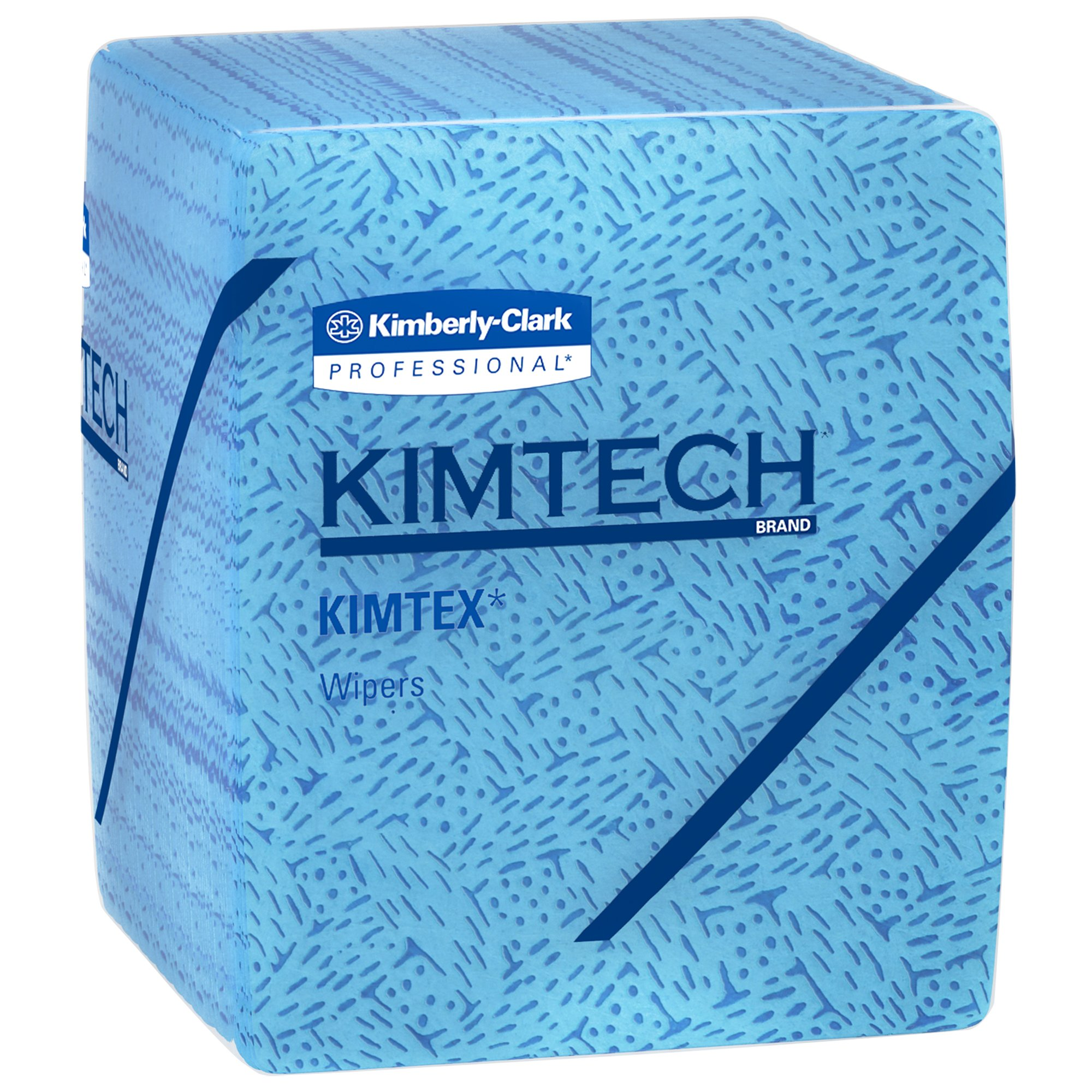 Kimtech Industrial Cleaning Wipes, Disposable, Low Lint Quarterfold Wipes (33560), 8 Packs/Case, 66 Sheets/Pack