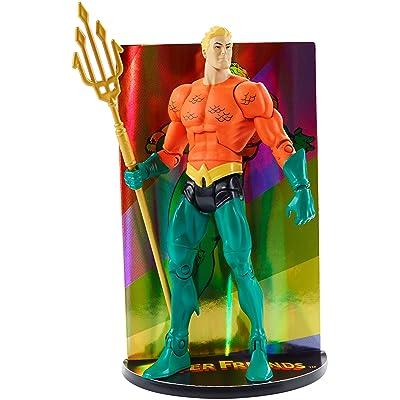 "DC Comics Multiverse Super Friends! Aquaman Action Figure, 6"": Toys & Games"