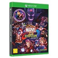 Marvel Vs Capcom Infinite - Edição Limitada - Xbox One