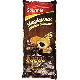 Gourmet - Magdalenas rellenas al cacao - 300 g - [Pack de 8]