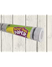 Teacher Created Resources 77366 White Wood Better Than Paper Bulletin Board Roll