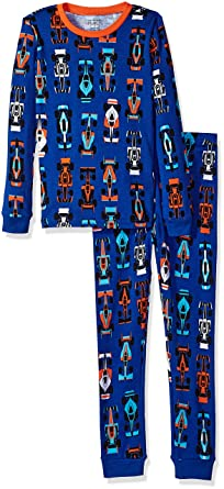 925c1fdf9 Amazon.com  The Children s Place Boys Top and Pants Pajama Set  Clothing