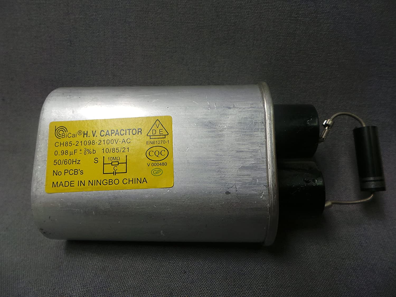 Magic Chef CH85 – 21098 – 2100 V-AC microondas de alta tensión ...