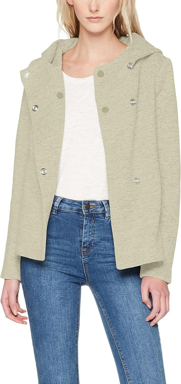 Only Onlfairy Mel Hooded Short Jacket CC Otw Chaqueta para Mujer