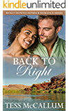 Back To Right: Molly Downs Outback Romance Series