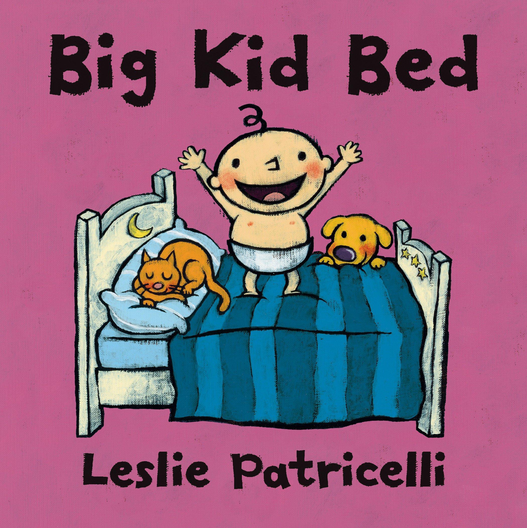 Download Big Kid Bed (Leslie Patricelli board books) pdf