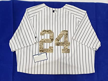 73df71de6 Image Unavailable. Image not available for. Color  Gary Sanchez Signed New  York Yankees Jersey with camouflage numbers