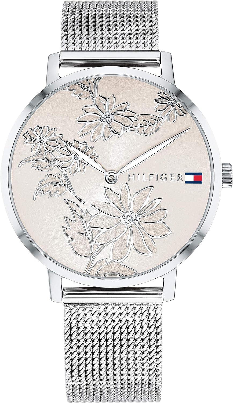 Tommy Hilfiger - Reloj analógico de Cuarzo para Mujer y Adulto, Pippa