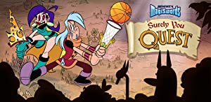 Surely You Quest - Mighty Magiswords by Cartoon Network