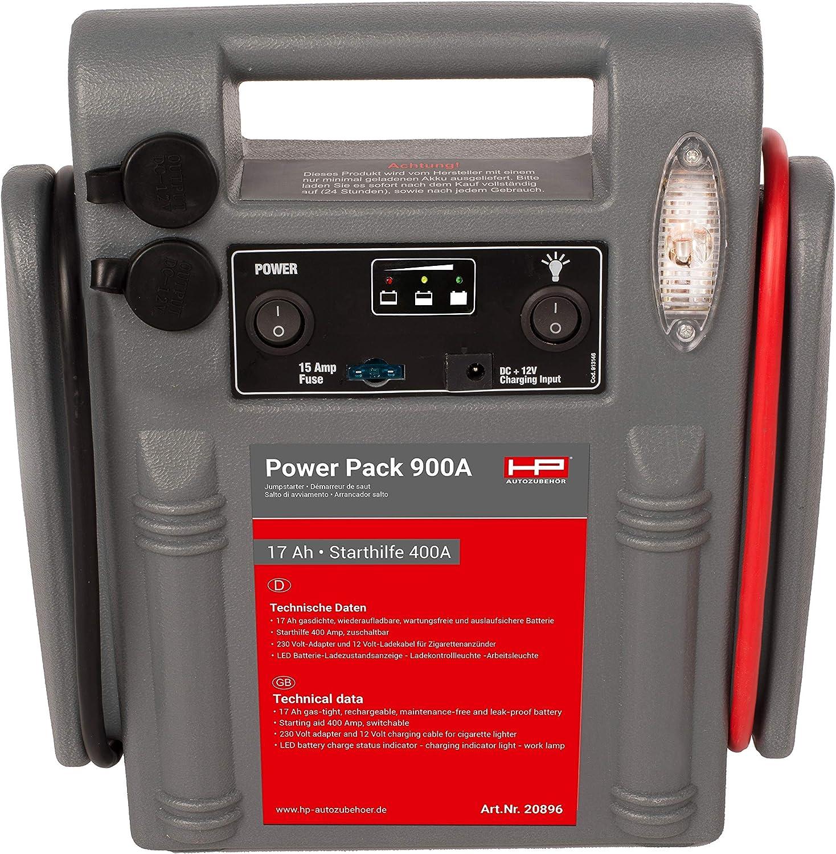 Hp Autozubehör 20896 Power Pack 900a Auto