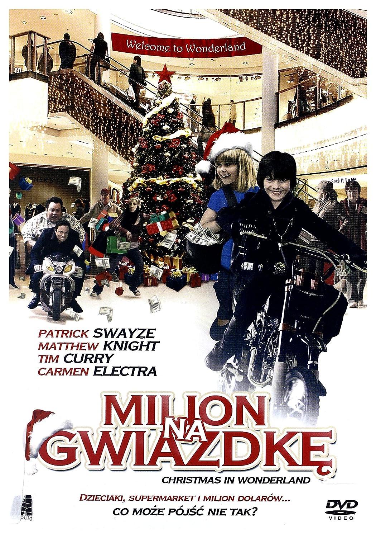 Christmas In Wonderland.Amazon Com Christmas In Wonderland Dvd English Audio