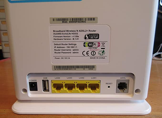 huawei hg532c firmware upgrade