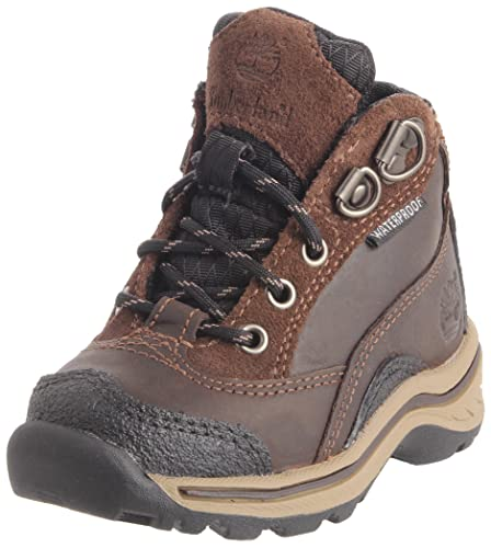 Timberland Authentics Ftk, Boots mixte enfant - Marron (Brown), 28 EU