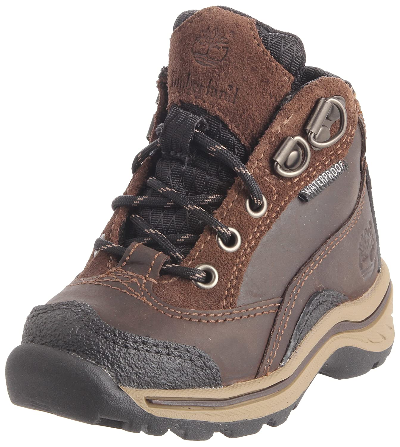 timberland junior hiking boots