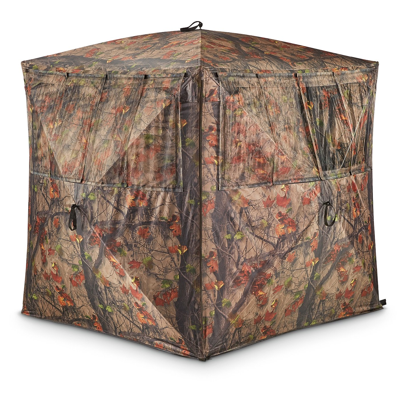 hunting blinds cheap guides blind get waterfowl tricc line on box shopping man deals at find black inch quotations person