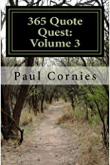 365 Quote Quest: Volume 3 Kindle Edition