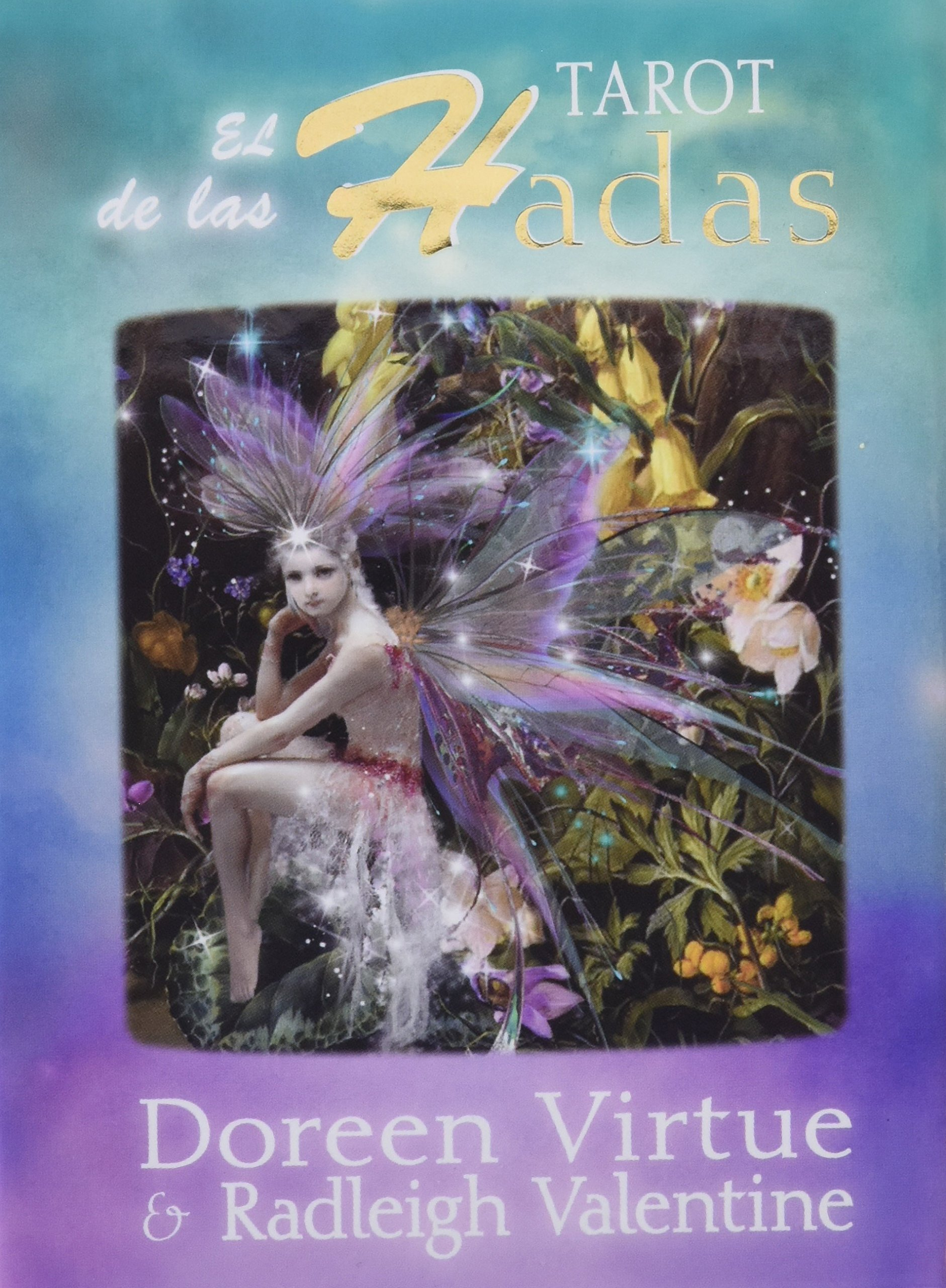 El tarot de las hadas: Amazon.es: Dooren Virtue: Libros