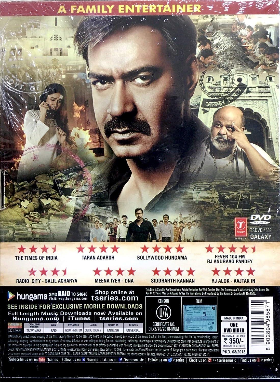 Raid bollywood full movie download in hindi hd | New