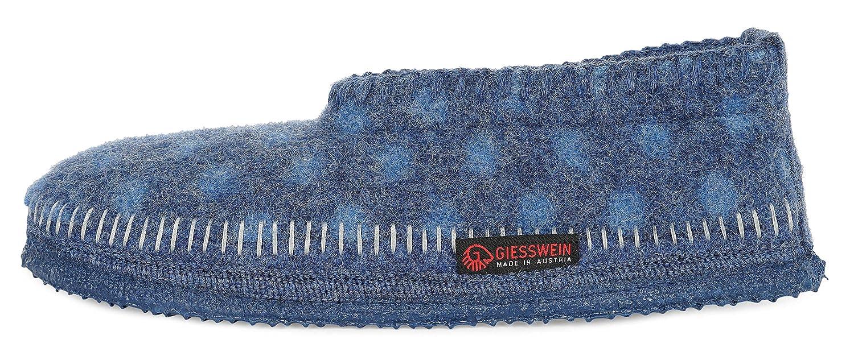 Giesswein Bleu Tarbeck, (Jeans Chaussons Bas Femme Bleu (Jeans Femme 527) b4fab4b - automaticcouplings.space