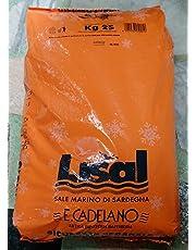 sale marino disgelo stradale iperattivo 25 kg cloruro di sodio