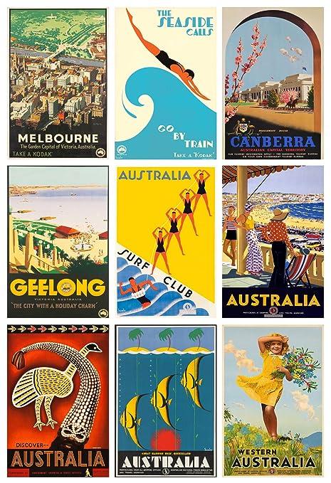 australian travel prints australian decor melbourne print sydney art