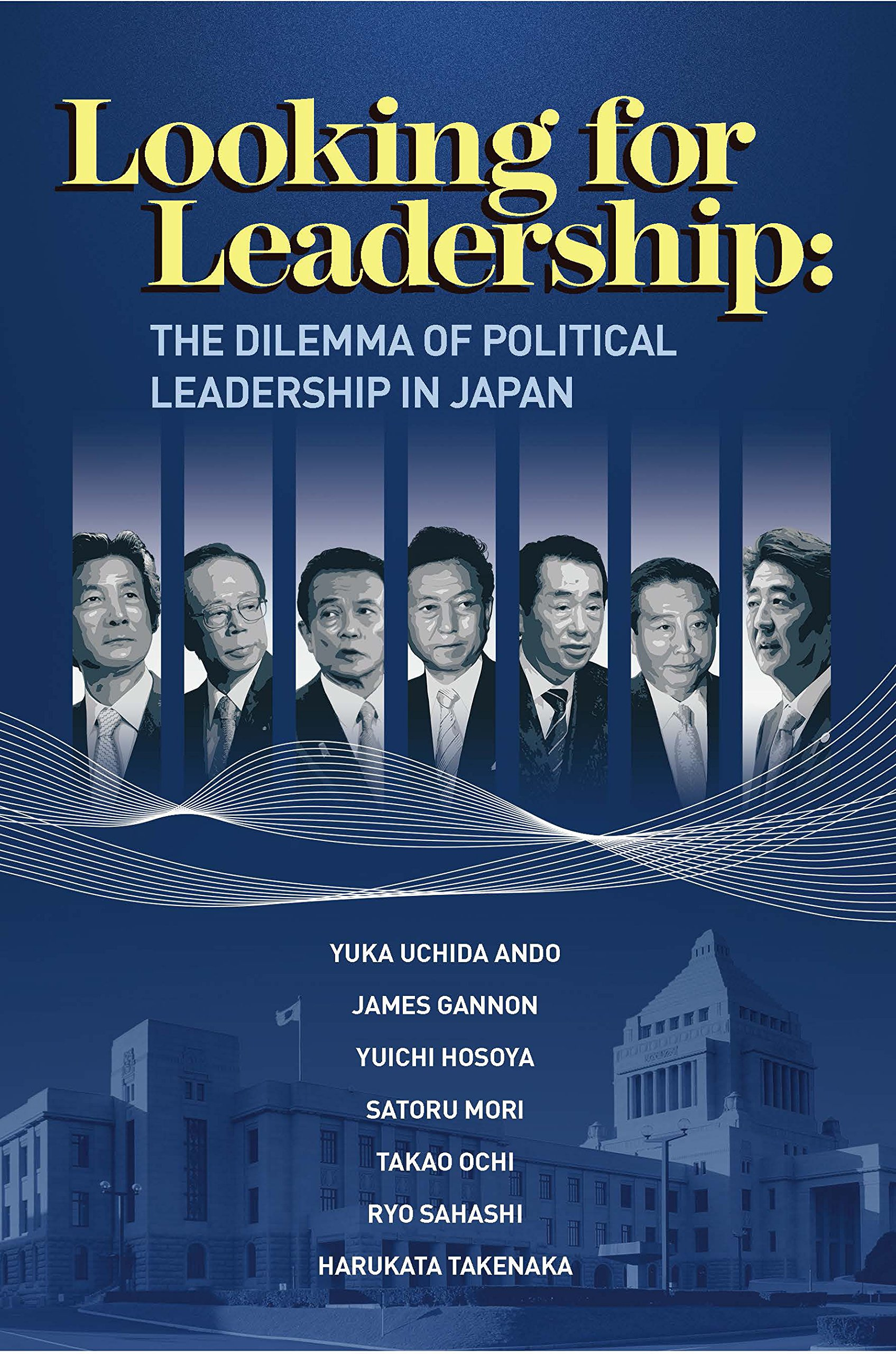 Download Looking for Leadership: The Dilemma of Political Leadership in Japan ebook