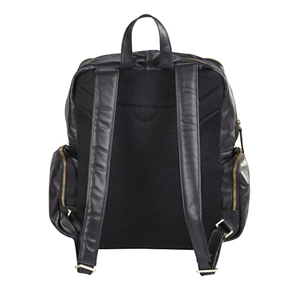 8fdf678a548e Amazon.com: Clava Leather Commuter Backpack (BLK): Computers ...