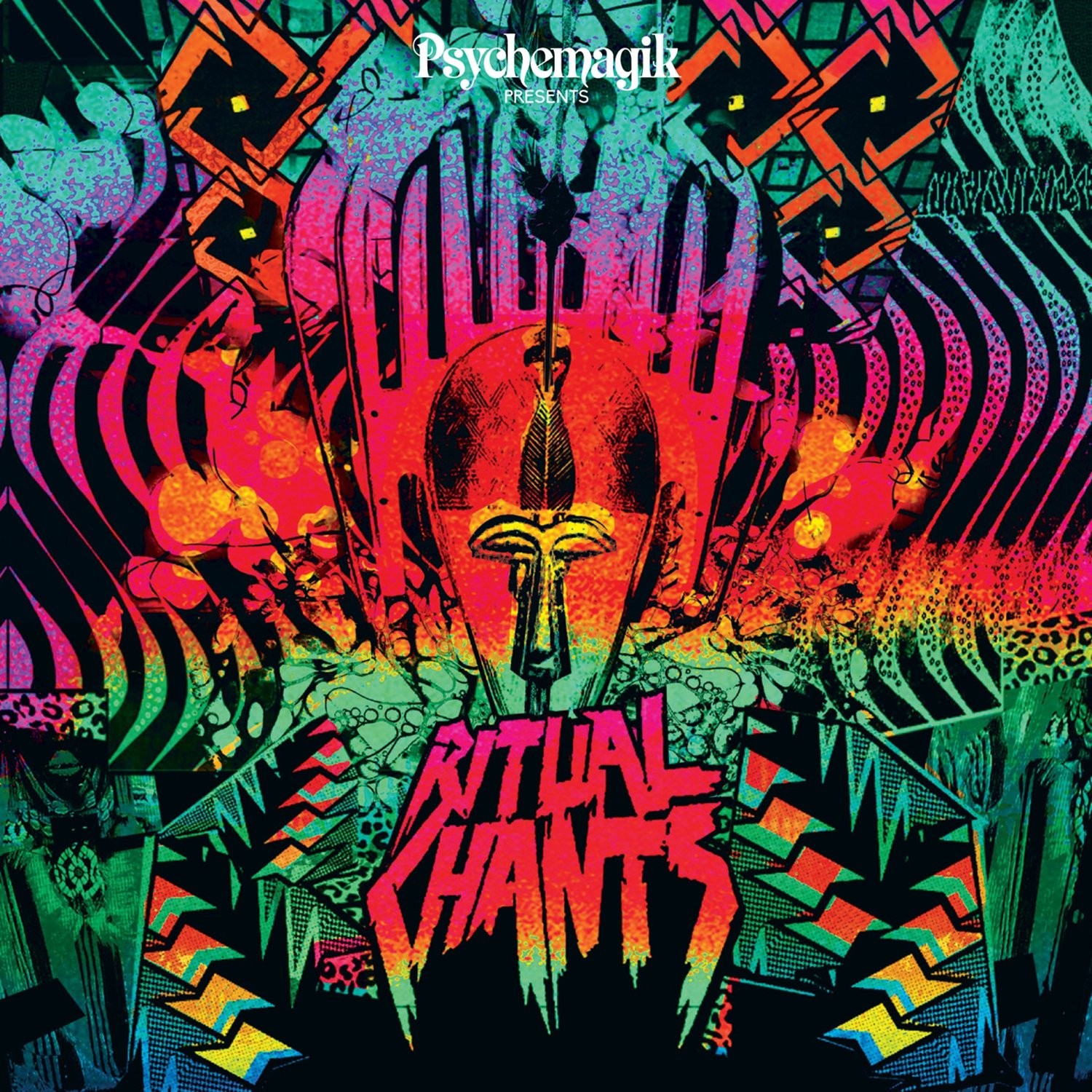 VA-Psychemagik Presents Ritual Chants-3CD-FLAC-2016-Mrflac Download