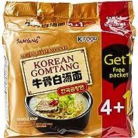 Samyang Korea Gomtang Ramen, 110g (Pack of 5)