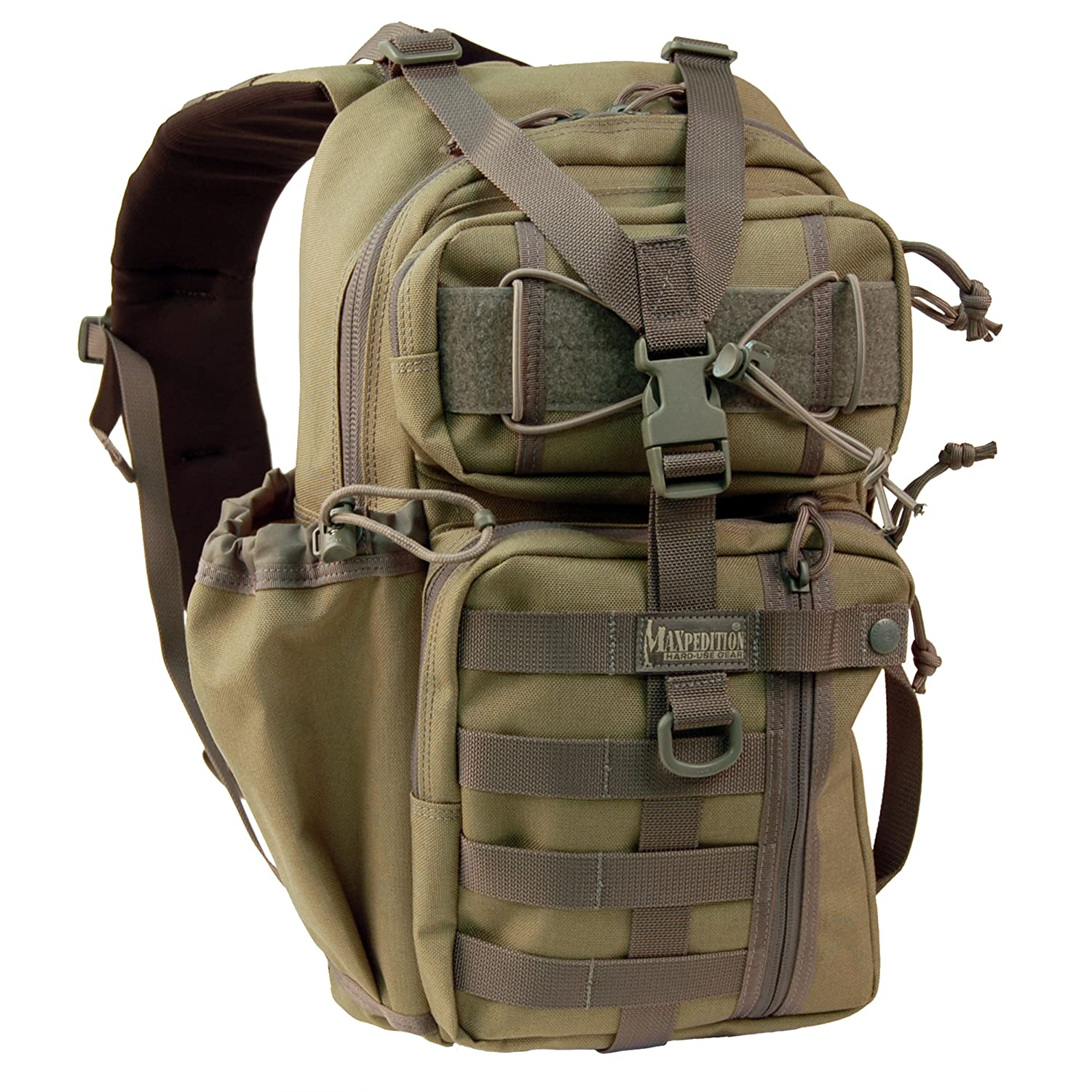 The Maxpedition Sitka Gearslinger travel product recommended by Afzaal Arshad on Lifney.