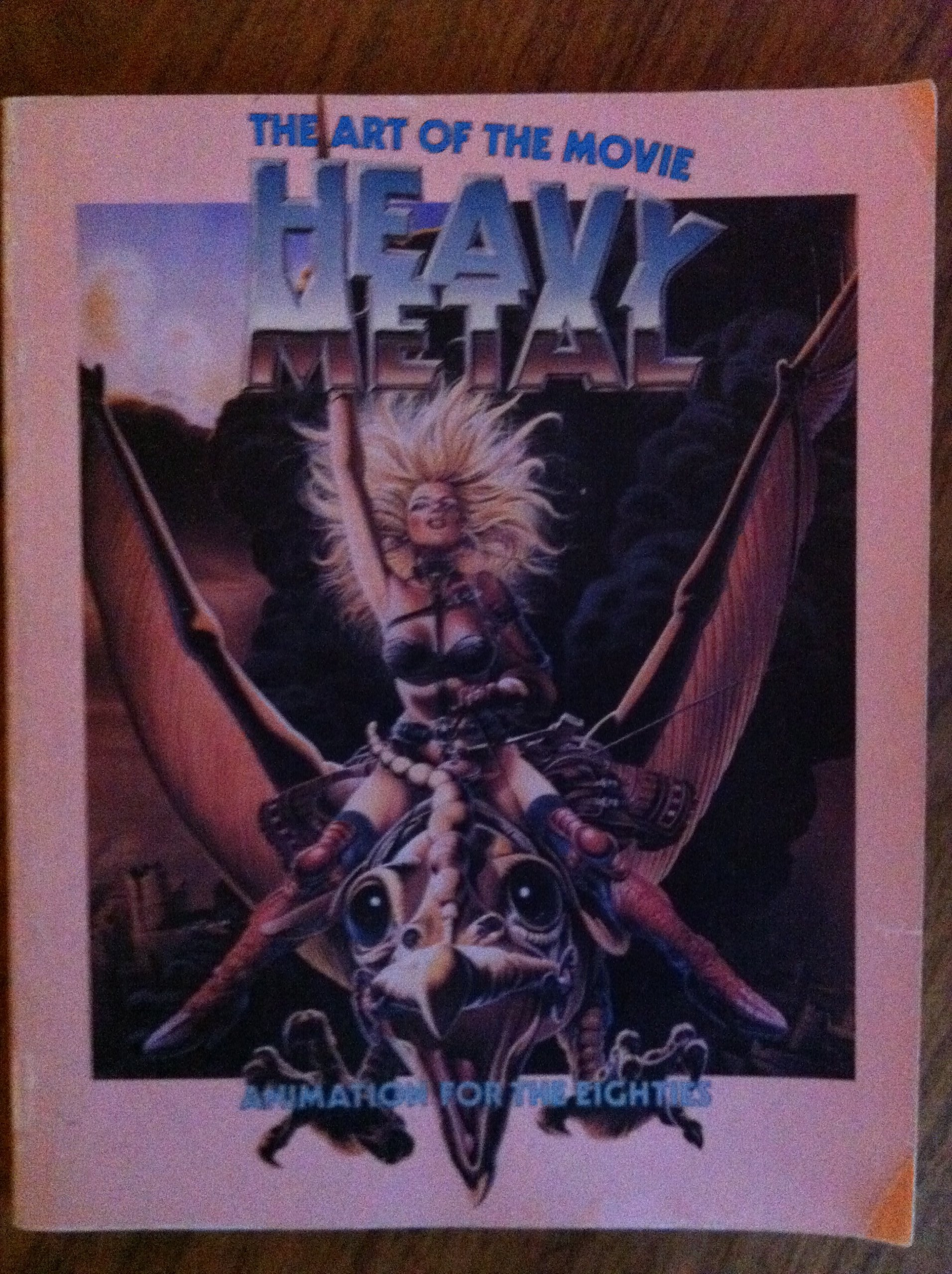 The Art of Heavy Metal, the Movie: Animation for the Eighties: Amazon.es: Macek, Carl: Libros en idiomas extranjeros