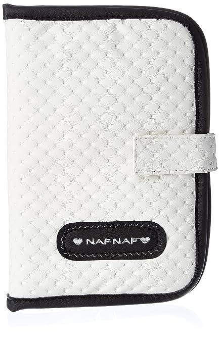Naf-Naf 31743 - Porta documentos, diseño de polipiel