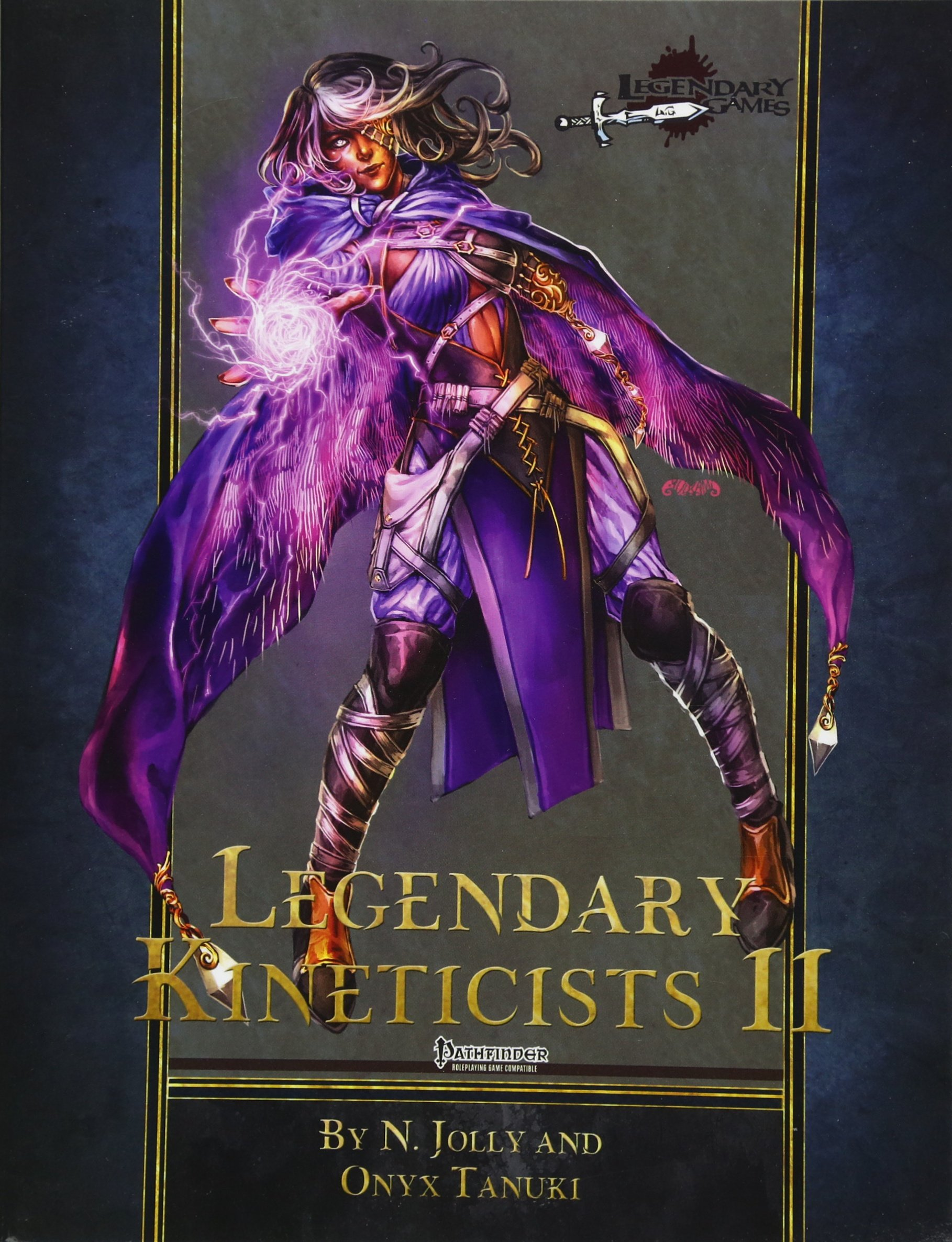 Legendary Kineticists II: Amazon.es: Legendary Games, N ...