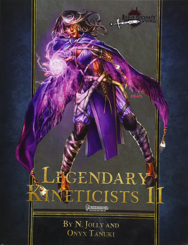 Legendary Kineticists II: Amazon.es: Legendary Games, N ...