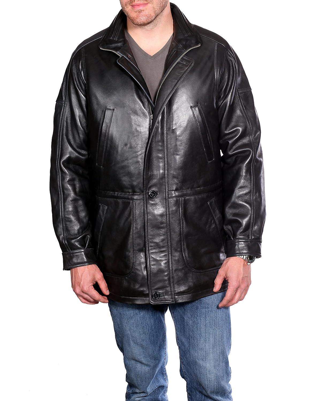 Leather jacket yahoo answers - Tibor Design Men S Leather Jacket At Amazon Men S Clothing Store Leather Outerwear Jackets